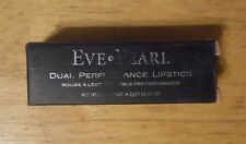 1 lip stick EVE PEARL DUAL PERFORMANCE LIPSTICK PARK AVE ROSE unsealed NIB