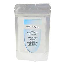 10 gr Edel Kollagen reines Pulver Kosmetik Qualität für Hyaluron Gel Anti Aging