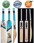 "2016 Model 2PCS (KOOKABURRA LITHIUM + GM MOGUL) ""Free Shipping"" Cricket Bat"