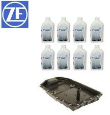 BMW Automatic Transmission Filter Kit + 8 Liters ZF Lifeguard 6 E60 E90 E92
