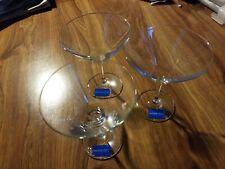 Oneida Bliss Drinkware Schott Zwiesel Martini Glasses - 3 total