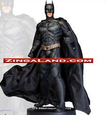 6 Foot Life Size Batman Statue DC Christian Bail Dark Night Prop Style 1:1 Scale