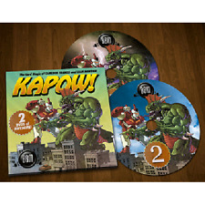 KAPOW! by Cameron Francis and Liam Montier - DVD