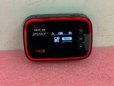 Pantech - Verizon Wireless Jetpack Mobile Hotspot Mifi 4G LTE MHS291LVW