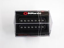 DiMarzio Titan 7 String Neck Humbucker Black W/Chrome Poles DP 713