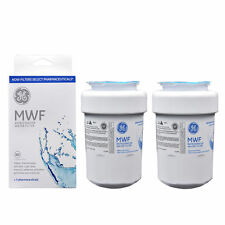 GE MWF SmartWater MWFP GWF 46-9991  Refrigerator Water Filter  Free Ship 2 PACK