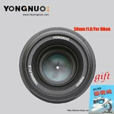 Yongnuo YN 50mm f/1.8  AF/ MF Focus Standard Lens for Nikon D3100 D3200 D3300
