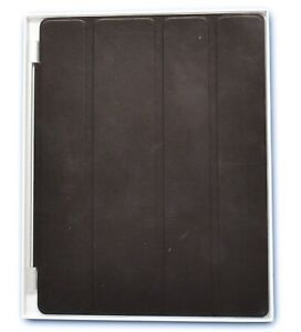 Apple Smart Cover Leather Black for Ipad 2 - Model Number MC947LL/A