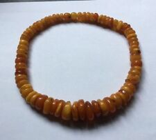 Necklace Amber Art Deco Fine Jewellery
