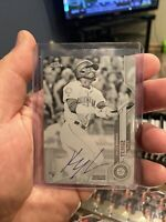 KYLE LEWIS 2020 Topps Chrome Black Printing Plate RC Auto #'d 1/1 1 Of 1 ROY 📈