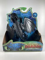 How to Train Your Dragon Toothless Action Figure Toy The Hidden World Dreamworks