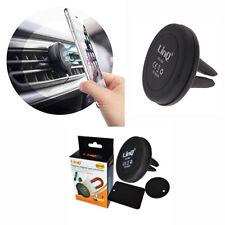 Supporto Cellulare Per Auto Bocchette Aria Magnetico Linq Porta Smartphone 444