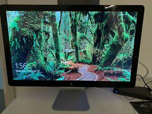 "Apple 27"" Thunderbolt Monitor LCD Display - Near MINT"