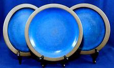 "Heath Ceramics Pottery USA Moonstone Rim Luncheon Plate 9 1/4"""