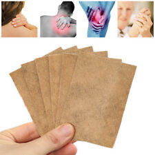 10 Pcs Ginger Paste Patch Pad Detox Body Foot Health Care Treatment Tool Supply