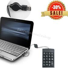1pcs Numeric Computer keyboard  keypad Mini Pad PC Number Keyboard USB Port