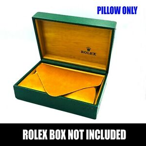 AFTERMARKET REPLACEMENT PILLOW Cushion fits Rolex Watch Box Case