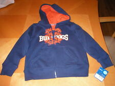 Lightweight hooded boys jacket Carter's  sz 5 NWT