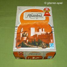 Le palais de Alhambra + 1. élargissement Vizir jeu de l'année 2003 1 A Top!