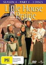 Little House On The Prairie : Season 4 : Part 1 (DVD, 2008, 3-Disc Set)