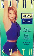 KATHY SMITH WALKFIT.. NEW. VHS