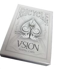 BICYCLE WHITE VISION DECK - RARE LIMITED EDITION