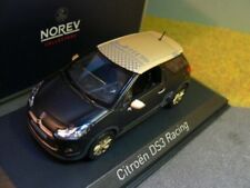 1/43 NOREV CITROEN ds3 RACING 2013 Nero Opaco/Oro 155288