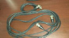 Wiltron Power Meter Cables Lot of 2!