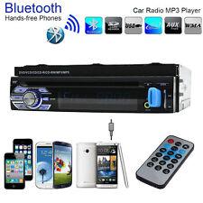 New Bluetooth 7 INCH Touch Screen Car Radio Stereo USB/SD/AUX/AVIN/EQ/Remote/BAS