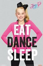 JOJO SIWA - EAT DANCE SLEEP POSTER - 22x34 - 15609