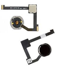 NEW Replacement Black Home Button With Flex Cable For iPad Air 2