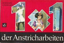 1x1 der Anstricharbeiten Maler, Literatur für den Heimwerker 1969, Fachbuch