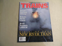 Trains Magazine / October 1995 / Free Domestic Shipping