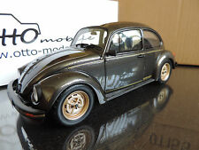 VW COX OKRASA BETTLE BY OETTINGER 1984 GRIS OTTO OTTOMOBILE OTTOMODELS 1/18