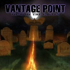 Vantage Point CD Tomb of the Eagles - Hard Rock Heavy Metal Maiden Priest