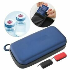Portable Diabetic Insulin Cooler Bag Organizer Medical Cooling Travel Case Pouch