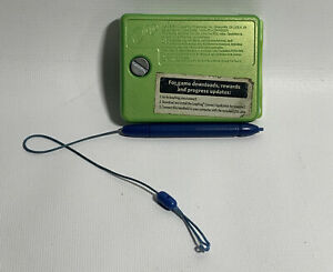 Leapfrog Leapster 2: 1 Replacement Green Battery Cover and 1 Blue Stylus
