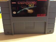 Earthbound Uncut Super Nintendo SNES English Game