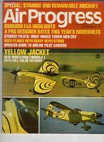 Air Progress Magazine Nov 1971 Yellow Jacket Experimental Airline Pilot Careers