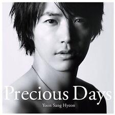 Precious Days - Yoon Sang Hyeon (2011, CD NEUF)