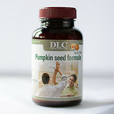 Pumpkin Seed Formula Package: 800mg/tablet, 60 tablets per bottle