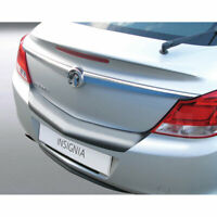 RGM Rear Black Bumper Protector For Vauxhall Insignia 2008 - 2013
