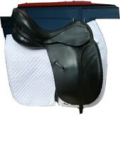 IDEAL JESSICA DRESSAGE SADDLE 18 INCH GOOD MED . IMMACULATE