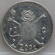 Nederland - Netherlands 1 gulden 2001 Laatste gulden -  KM# 233