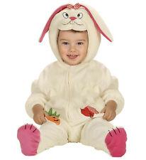 Bunny Rabbit Fancy Dress Costume Bebé Infantil Niño Animal De Pascua