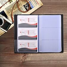 Index & Business Card Files Maxgear Professional PU Leather Book Holder, Journal