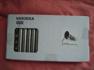 Ikea VARIERA Deckelhalter Edelstahl Tellerständer Brettchen Halter Topfdeckel
