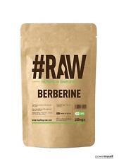 #RAW Berberine (120 x 400mg Capsules)