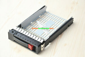 "NEW 373211-001 3.5"" SATA SAS FC Tray Caddy for hp ML350 ML370 DL380 gen7 g6 g5"