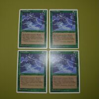 Winter Blast x4 - Fourth Edition 4th - Magic the Gathering MTG 4x